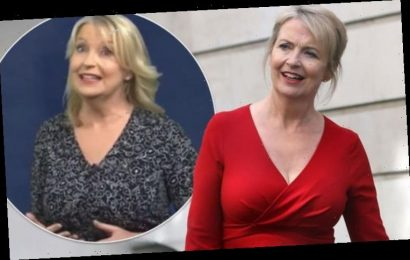 Carol Kirkwood accident: BBC weather star breaks silence after injury and TV return