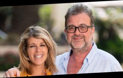 Kate Garraway 'given hope' by coronavirus survival stories as husband Derek remains in intensive care