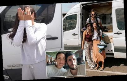 Canadian couple living in a van in Morocco take rescue flight home