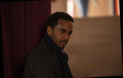 Andre Holland Says 'The Eddy' Isn't a Musical, but Tells a New Narrative Through Music