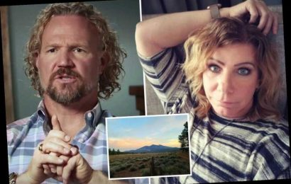 Sister Wives' Meri and Kody Brown haven't started building dream home two years after land purchase as marriage crumbles – The Sun