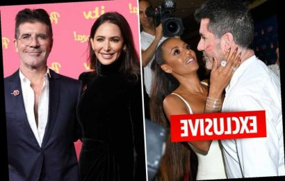 Simon Cowell denies affair with Mel B after girlfriend Lauren Silverman accused him in bizarre messages – The Sun