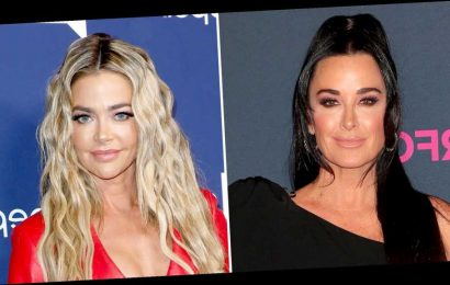 Kyle Thinks Denise's Problem With Her Stems From Chats With 'RHOBH' Alum