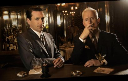 Like the rest of the world, I'm mad about five-star show Mad Men – The Sun