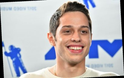 'SNL' Star Pete Davidson Opens Up on the Importance of Being in the Right Place at The Right Time