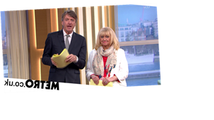 Richard Madeley confesses things are 'tense' with Judy in lockdown