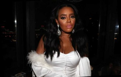 Here's what Angela Simmons is looking for in a man, post-quarantine
