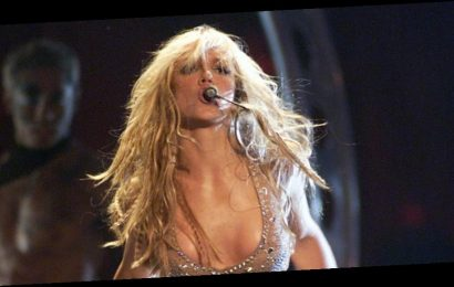 Britney Spears Celebrates 20th Anniversary of 'Oops!…I Did It Again' With Vinyl Reissues!