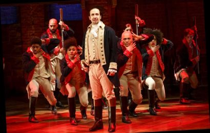 'Hamilton' film starring original cast to be released a year early on Disney+