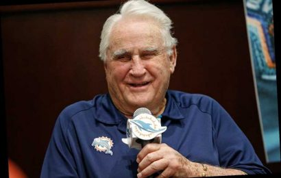 Former Miami Dolphins Head Coach Don Shula Dies at 90