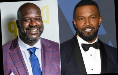 Jamie Foxx and Shaq Surprise Viral 5-Year-Old Boy Who Stole Parents' Car to Buy a Lamborghini