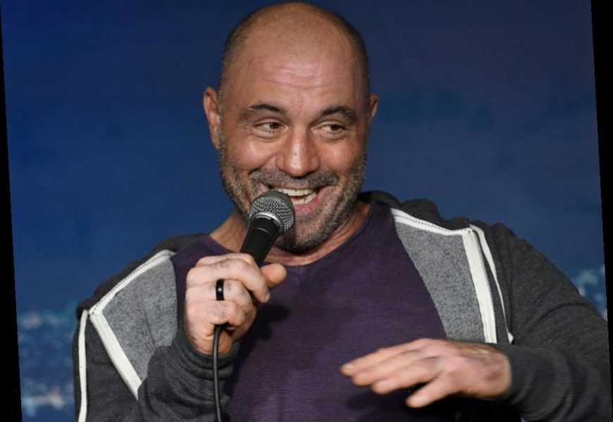 Joe Rogan Explains Why He's Probably Voting Trump 2020