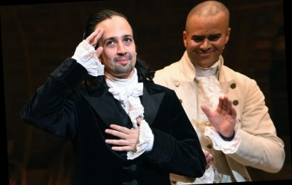 Lin-Manuel Miranda's 'Hamilton' to Debut on Disney+ in July