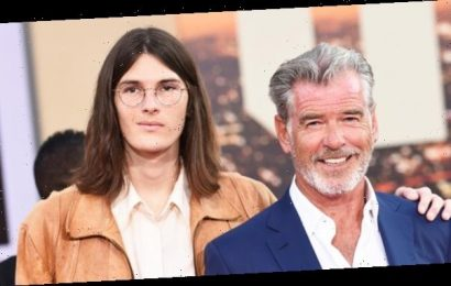 Pierce Brosnan, 67, Embraces His 'Fearless' Son, Dylan, 23, As They Celebrate His Graduation From USC