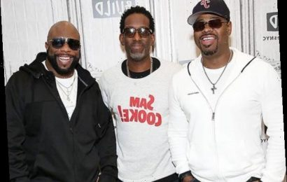 Boyz II Men Performs Mother's Day-Themed Song on SNL