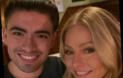 Kelly Ripa Reveals Son Michael Consuelos Has Scored a Job on Her Show