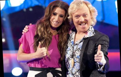 Keith Lemon reveals he calls Stacey Solomon 'the most attractive weasel on the planet' – The Sun