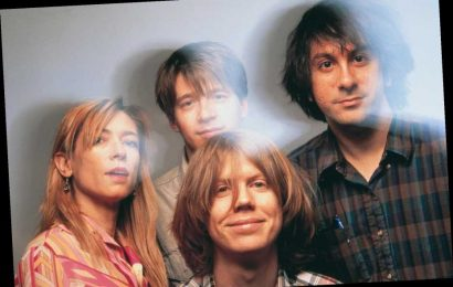 Sonic Youth Continue Archival Dig with 1993 Live Album 'Blastic Scene'