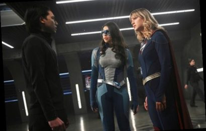 Supergirl's Jesse Rath Teases More 'Angst and Tension' for Brainy and Nia in Final Episodes of Season 5
