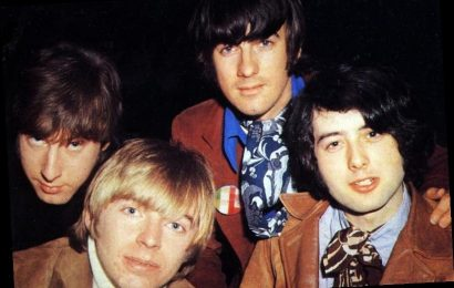Why The Yardbirds Fell Apart Despite Jimmy Page's Best Efforts