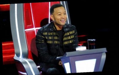 John Legend Gets Emotional After Helping 'The Voice' Contestant Clear Prince's Song
