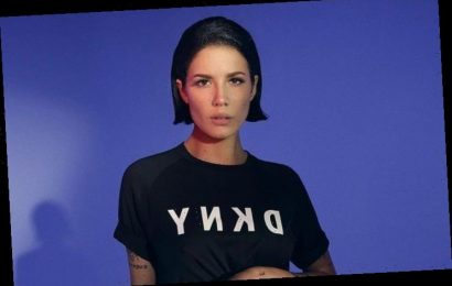 Halsey 'Shot, Gassed, Antagonized' During Protest