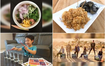 #Stayhome guide for Friday: Assemble a tasty bowl of assam laksa, get the kids to complete an online quiz and more
