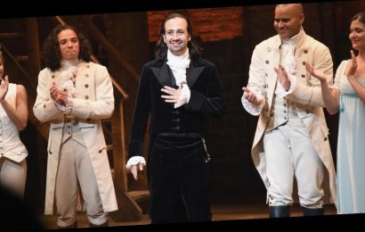A Live Taping of the 'Hamilton' Musical Is Coming to Disney+
