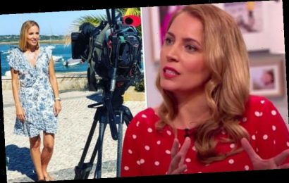 A Place In The Sun's Jasmine Harman confirms she had coronavirus weeks after falling ill