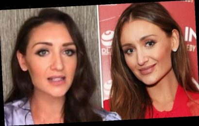 Strictly'sCatherine Tyldesley opens up on'dark days' after grandfather dies of COVID-19