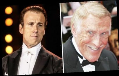 Bruce Forsyth: Hilarious snub to Strictly Come Dancing star Anton du Beke exposed