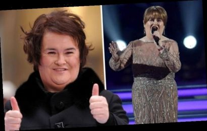 Susan Boyle: Britain's Got Talent star makes surprise appearance in new move