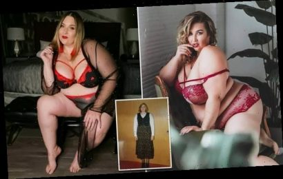 Plus-size woman says men used her for sex until she realized her worth
