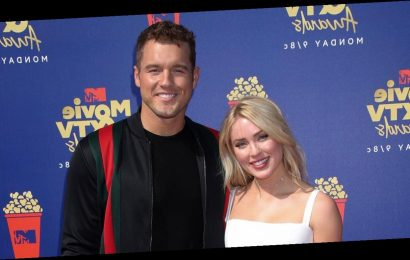 Colton Underwood, Cassie Randolph Get 'Meaningful' Tattoos During Night Out