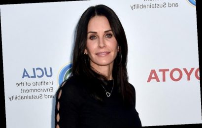 'Friends' Star Courtney Cox Inspired an Iconic Part of 'Fresh Prince of Bel-Air'