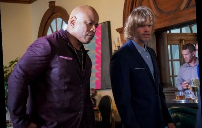 The Hilarious Way LL Cool J Got Eric Christian Olsen's Baby to Stop Crying