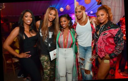'RHOA': Eva Marcille Has Some Final Words for Her Cast Members After Leaving the Show