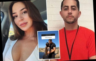 90 Day Fiance's Jorge Nava shows off new girlfriend after wife Anfisa 'left him for another man' during his prison stint – The Sun