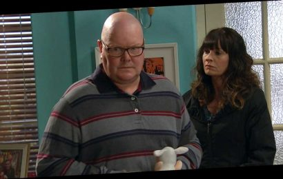 Are Paddy and Chas going to break up in lockdown? Emmerdale's Dominic Brunt has spoken out