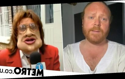 Bo' Selecta pulled from All 4 after Leigh Francis' apology for using blackface