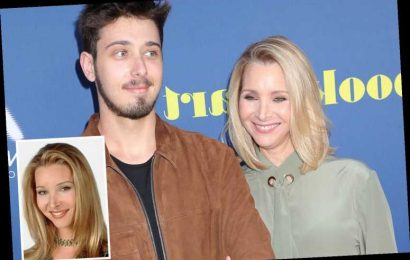 Friends' Lisa Kudrow admits son 'isn't her biggest fan' and claims they 'don't talk about sitcom a lot' – The Sun