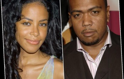 Music Producer Timbaland Once Admitted to Being in Love With Aaliyah When She Was Only 16
