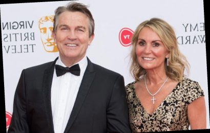 Who is Bradley Walsh's wife Donna Derby?