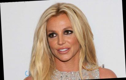 Britney Spears updates fans on home gym she burned down