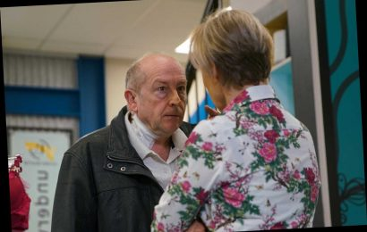 Will Geoff end up in prison and what evidence could be used against him in Coronation Street?