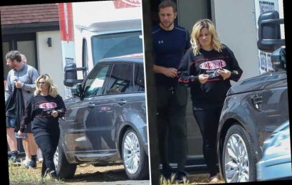 Danielle Armstrong and fiance Tom Edney move into huge new Essex home two weeks after welcoming first baby together – The Sun