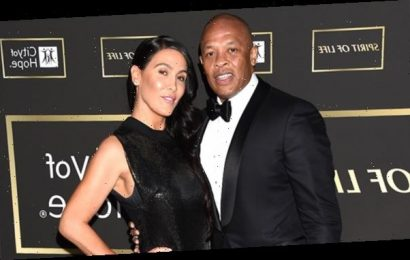 Dr. Dre & Wife Nicole Young Split After 24 Years Together