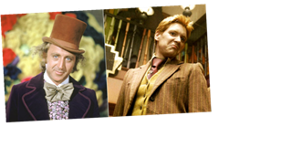 Is George Weasley Actually Willy Wonka? This Bonkers Theory Is Really Convincing