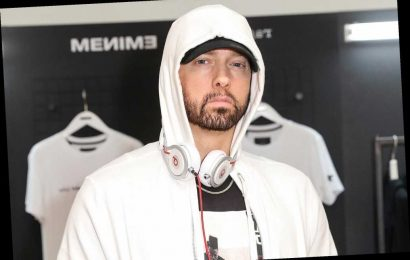Eminem's Shady Records joins #BlackoutTuesday amid criticism of the campaign
