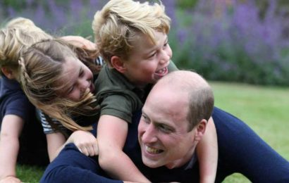 How Prince William Celebrated His 38th Birthday